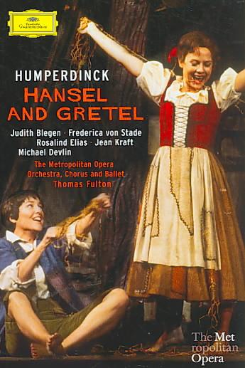 HUMPERDINCK:HANSEL AND GRETEL BY METROPOLITAN OPERA O (DVD)